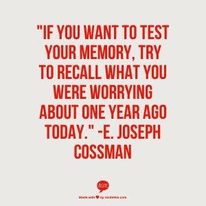 Stress Memory
